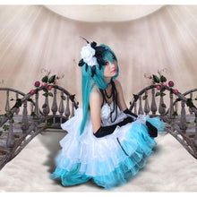 Load image into Gallery viewer, VOCALOID Miku Cosplay Dress/Costume-costume-Animee Cosplay