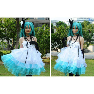 VOCALOID Miku Cosplay Dress/Costume-costume-Animee Cosplay