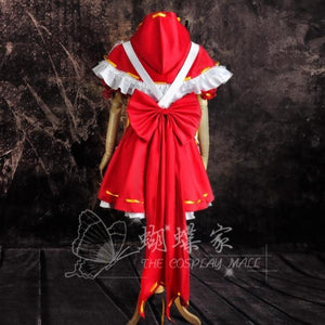 VOCALOID PROJECT DIVA2 Cosplay Dress/Costume-costume-Animee Cosplay