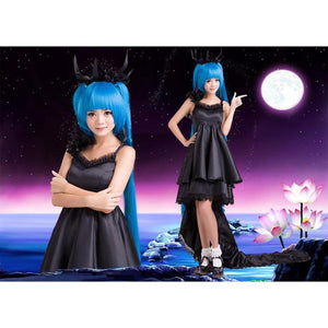Vocaloid Miku Girl Cosplay Dress/Costume-costume-Animee Cosplay