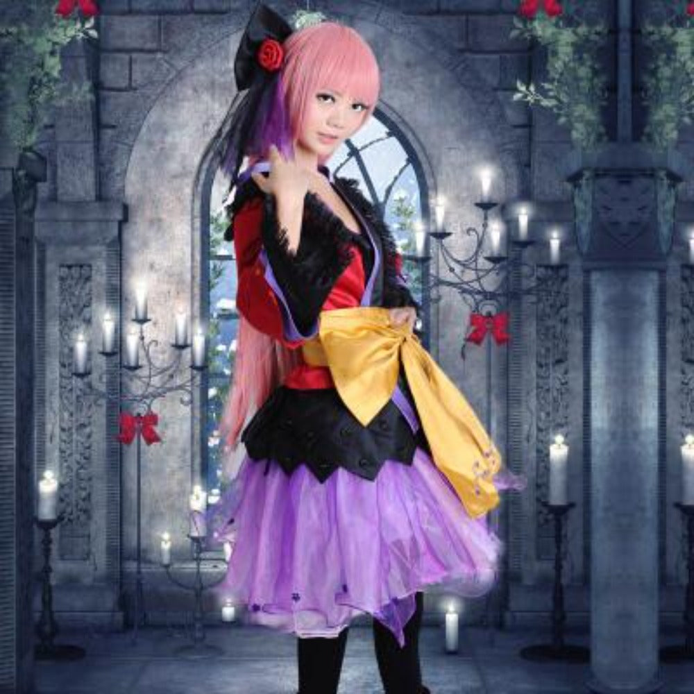 Vocaloid Luka Cosplay Dress/Costume-costume-Animee Cosplay