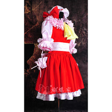 Load image into Gallery viewer, Touhou Project Flandre Scarlet Cosplay Dress/Costume-costume-Animee Cosplay