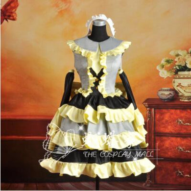 Vocaloid Lolita Cosplay Dress/Costume-costume-Animee Cosplay