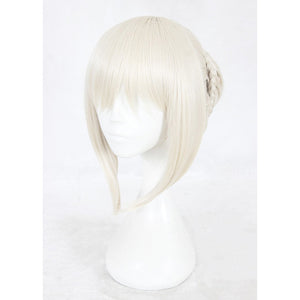 Fate stay night/zero-Saber-cosplay wig-Animee Cosplay