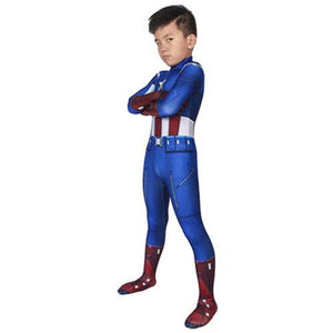 The Avengers Captain America Steven Rogers(For Kid)