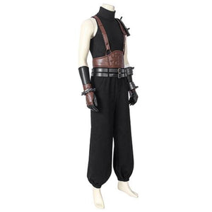 FINAL FANTASY VII FFVII FF7 - Cloud Strife (With Boots)