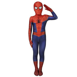 Spider-Man Into the Spider-Verse Peter Parker (For Kid)-movie/tv/game jumpsuit-Animee Cosplay