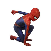 Load image into Gallery viewer, Spider-Man Into the Spider-Verse Peter Parker (For Kid)-movie/tv/game jumpsuit-Animee Cosplay