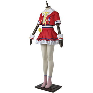 The Idolm@Ster Cinderella Girls New Generations Honda Mio-anime costume-Animee Cosplay