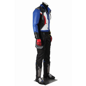 Overwatch OW Soldier 76 John Jack Morrison (With Boots)-movie/tv/game costume-Animee Cosplay
