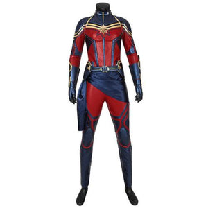 Avengers4 Endgame - Captain Marvel (With Boots)-movie/tv/game costume-Animee Cosplay