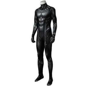 2018 Black Panther T'Challa-movie/tv/game jumpsuit-Animee Cosplay
