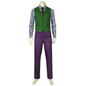 Batman The Dark Knight - The Joker-movie/tv/game costume-Animee Cosplay