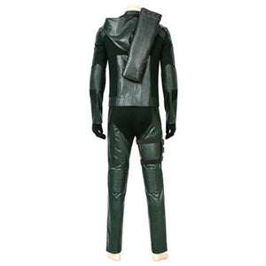 Arrow Season 8 - Arrow Oliver Queen (With Boots)-movie/tv/game costume-Animee Cosplay