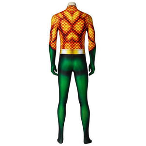 Aquaman-movie/tv/game jumpsuit-Animee Cosplay