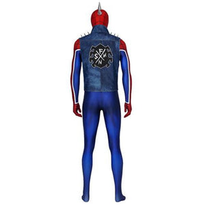 Spider Man PS4 Spider-Punk Suit