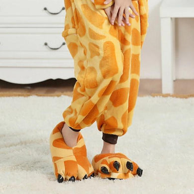 Kigurumi Animal Shoes Girrafe-UNIQSO