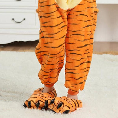 Kigurumi Animal Shoes Tigger-UNIQSO