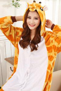 Kigurumi Onesie Giraffe Animal-UNIQSO