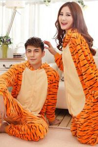 Kigurumi Onesie Tigger Animal-UNIQSO