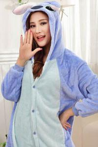 Kigurumi Onesie Blue Stitch Animal-UNIQSO