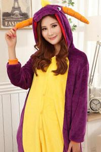 Kigurumi Onesie Spyro Animal-UNIQSO