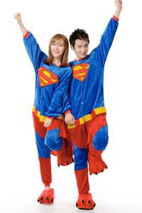 Kigurumi Onesie Superman-UNIQSO