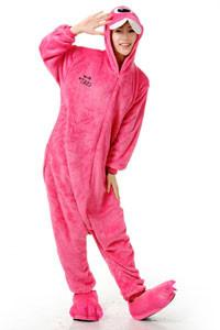 Kigurumi Onesie Big Eye Buckteeth-UNIQSO