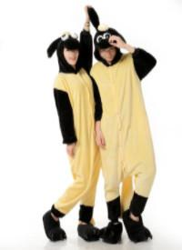 Kigurumi Onesie Black Monster-UNIQSO
