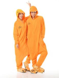 Kigurumi Onesie Yellow Buckteeth-UNIQSO