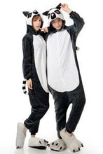 Load image into Gallery viewer, Kigurumi Onesie Long Tail Cat-UNIQSO