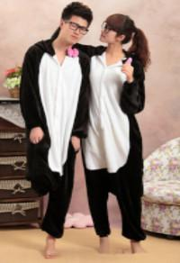Kigurumi Onesie Black Cat-UNIQSO