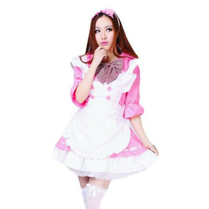 Maid Waitress Costumes-costume-Animee Cosplay