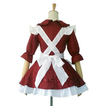 Load image into Gallery viewer, Maid Waitress Costumes-anime costume-Animee Cosplay