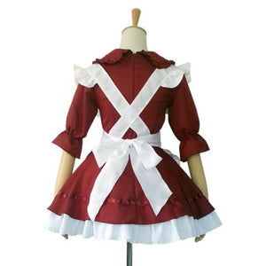 Maid Waitress Costumes-anime costume-Animee Cosplay
