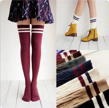 Load image into Gallery viewer, Japanese School Girl Hose Stockings-UNIQSO