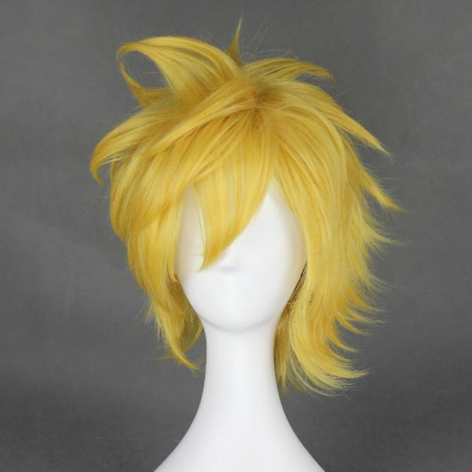 Kingdom Hearts - Ventus-cosplay wig-Animee Cosplay