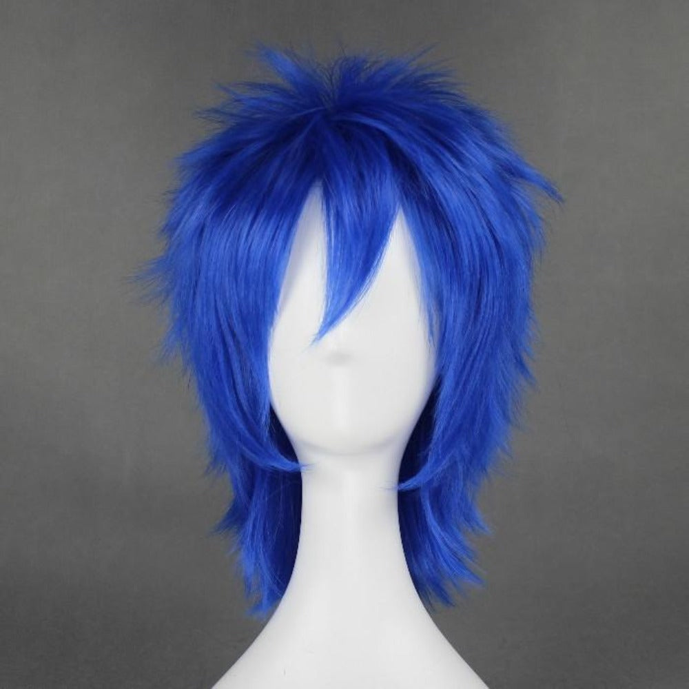 Vocaloid - Kaito-cosplay wig-Animee Cosplay