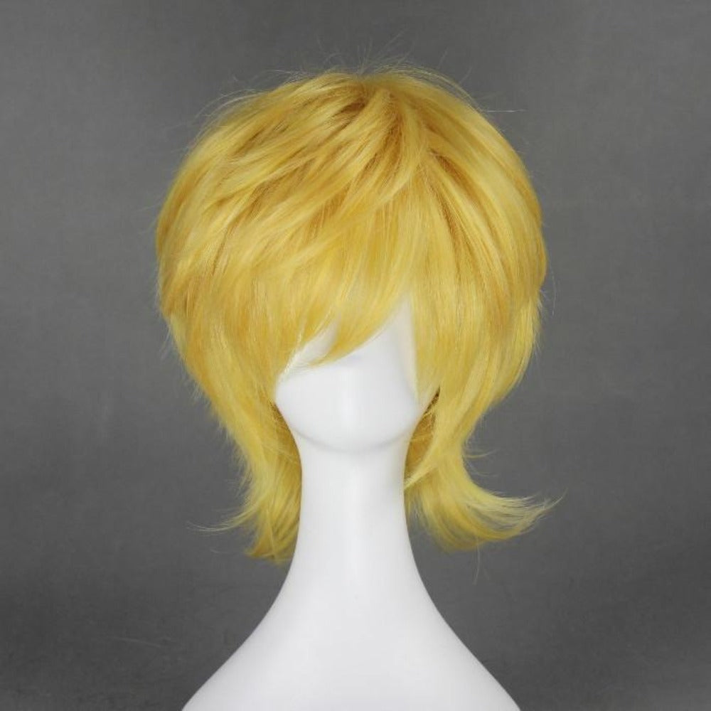Vocaloid - Len 012C-cosplay wig-Animee Cosplay