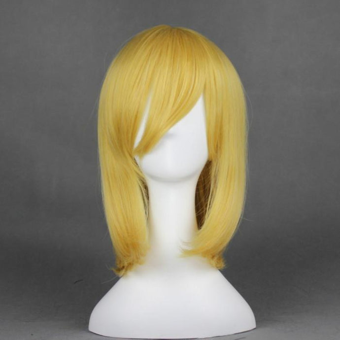 Touhou Project - Alice Margatroid-cosplay wig-Animee Cosplay