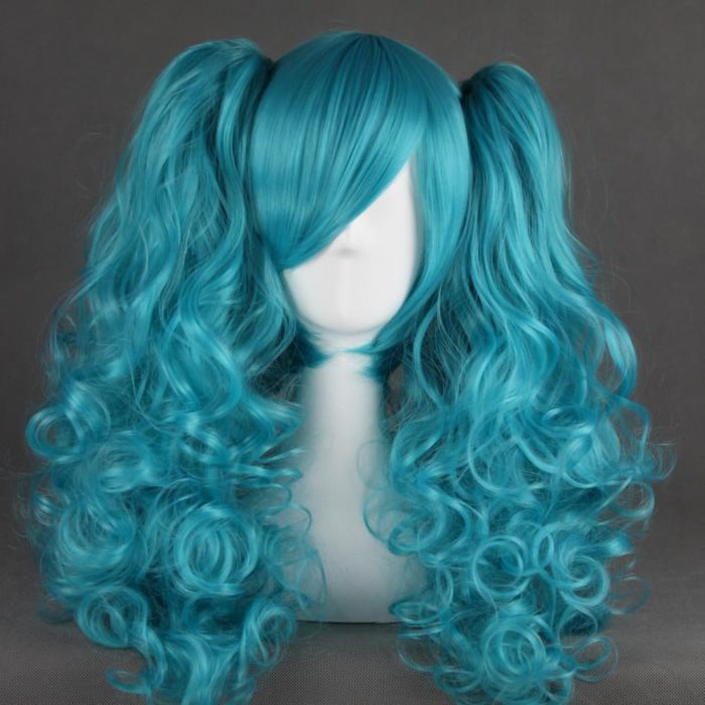 Vocaloid - Miku 076B-cosplay wig-Animee Cosplay