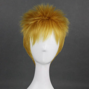 Shingeki No Kyojin - Reiner Braun-cosplay wig-Animee Cosplay