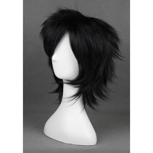 Fairy Tail - Gray Fullbuster-cosplay wig-Animee Cosplay
