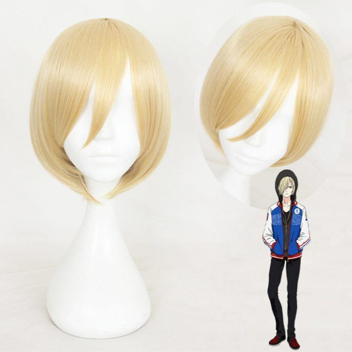 YURI!!! on Ice / Yuri Ripley-cosplay wig-Animee Cosplay
