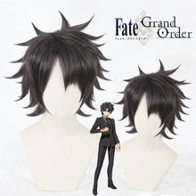 Load image into Gallery viewer, Fate/Grand Order Fujimaru Ritsuka-cosplay wig-Animee Cosplay