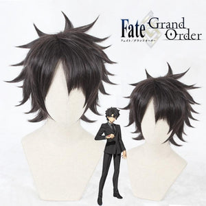 Fate/Grand Order Fujimaru Ritsuka-cosplay wig-Animee Cosplay
