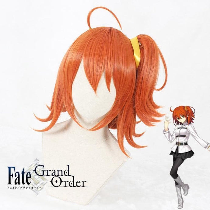 Fate/Grand Order-Fujimaru Ritsuka Female-cosplay wig-Animee Cosplay