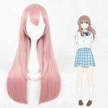 Load image into Gallery viewer, A Silent Voice - Shoko Nishimiya-cosplay wig-Animee Cosplay