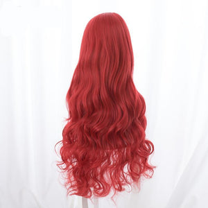 Aquaman-Mera-cosplay wig-Animee Cosplay