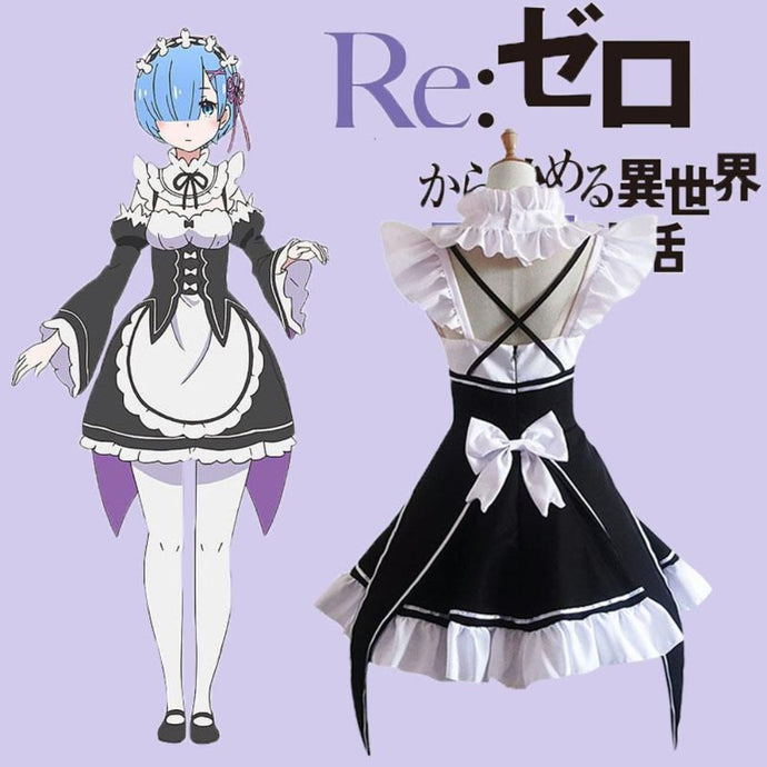 Life In A Different World From Zero: Rem